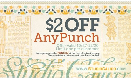 Punch sale image