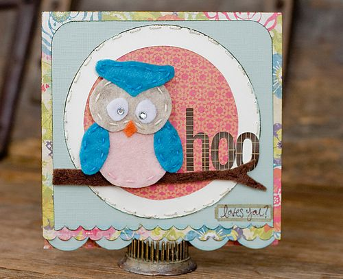 Hoo-loves-you-card