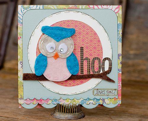 Hoo-loves-you-card